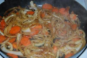 onions & carrots